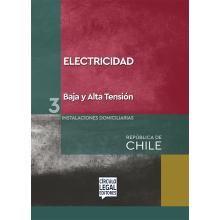 Instalaciones Domiciliarias III - Electricidad Baja y Alta Tensión