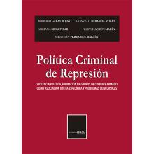 Política Criminal de Represión