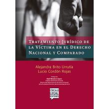 Tratamiento Jurídico de la Víctima en el Derecho nacional y comparado