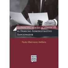 El Principio non bis in idem en el Derecho Administrativo Sancionador