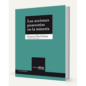 Las Acciones Posesorias en la Minería