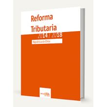 Reforma Tributaria 2014-2108